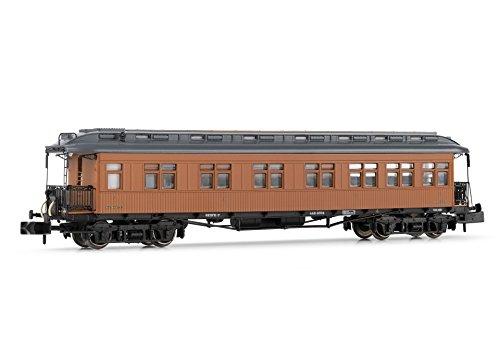 Arnold-Costa Coach, 1st/2nd Class, RENFE, Lantern Roof (Hornby HN4222) ()