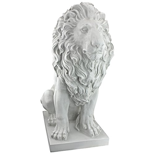 (Design Toscano KY71134 Lion of Florence Statue)