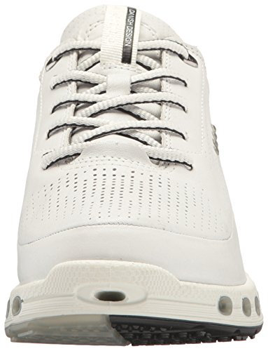 0 Basses Cool Sneakers 1007 Noir Dritton Femme Ecco 2 White G5 qnE67q