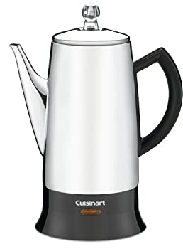 Cuisinart PRC-12 Classic 12-Cup Stainless-Steel Percolator