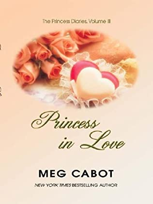 book cover of Princess in Love