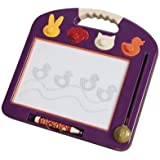 B. Toulouse Laptrec Magnetic Drawing Board - Plum Purple by B. Toys