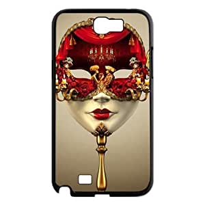 Masquerade CUSTOM Case Cover for Samsung Galaxy Note 2 N7100 LMc-43152 at LaiMc