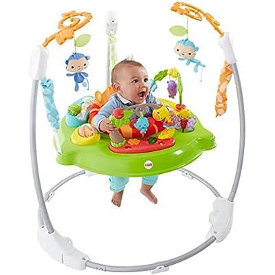 Fisher-Price Jumperoo: Roarin' Rainforest : Baby