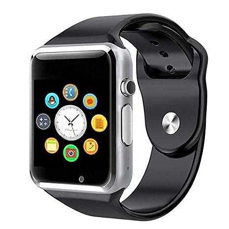 Amazon.com: XINHUANG Reloj de pulsera con Bluetooth ...