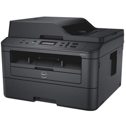Dell E514dw Wireless Monochrome Laser Multifunction Printer, Copier, - Finisher Fax