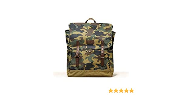 Amazon.com: AEO American Eagle Outfitters Men Backpack Green Camo: Health & Personal Care
