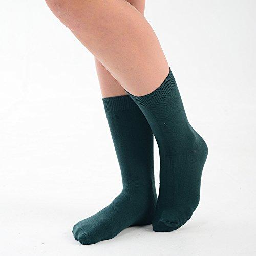 3 verde os de muchos colores y en ni ni as pares Botella escolares calcetines para r4C6qYZHrw