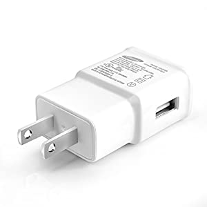 Samsumg EP-TA20JWE Fast Adaptive Wall Charger for Galaxy S7 S6/S6 Edge/Edge Plus S6 Active Note 5 4 - White