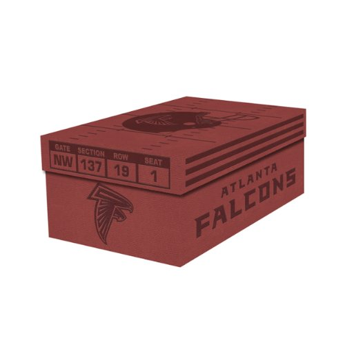 Atlanta Falcons Cabinet - NFL Atlanta Falcons Memory Souvenir Box