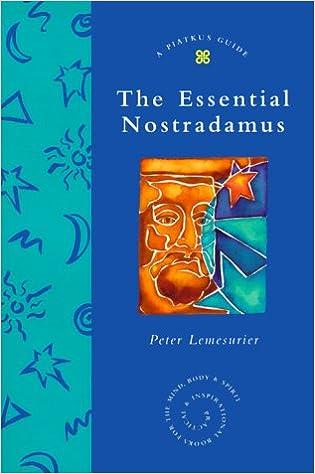 Book The Essential Nostradamus (Piatkus Guides)