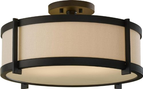 Feiss Stelle SF272 Semi-Flush Mount