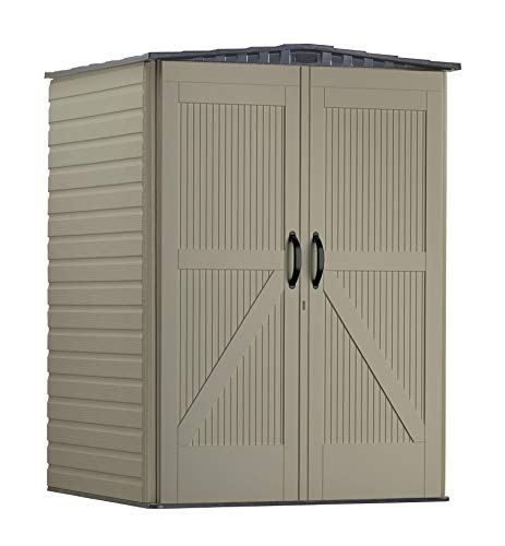 Rubbermaid Storage Shed 5x4 Feet Roughneck