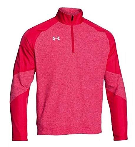 Under Armour Men's Team Performance Fleece 1/4 Zip Pullover Sweater ()