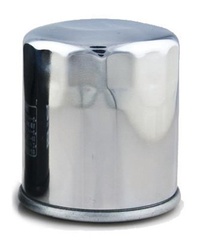Hiflofiltro HF138C Chrome Premium Oil Filter