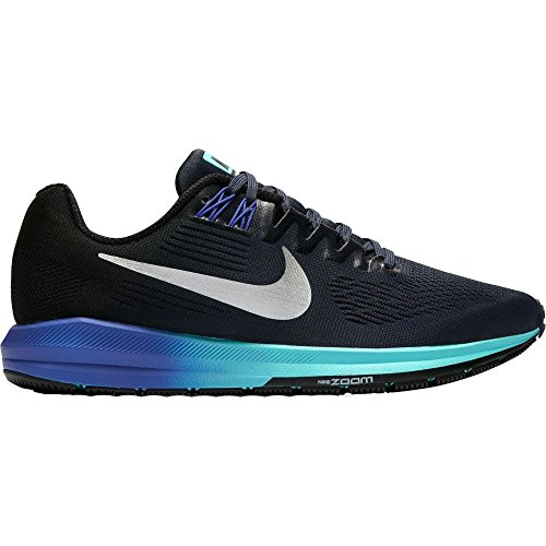 (ナイキ) Nike レディース ランニング?ウォーキング シューズ?靴 Air Zoom Structure 21 Running Shoes [並行輸入品]