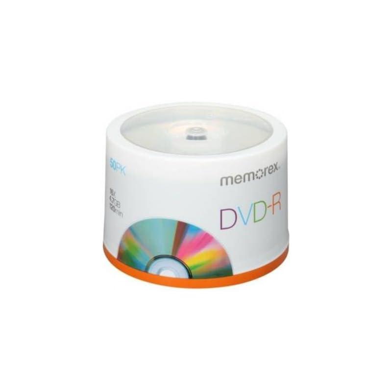 MEM05639 - Memorex DVD Recordable Media