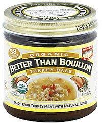 Better Than Bouillon Organic Base Turkey, 8 oz