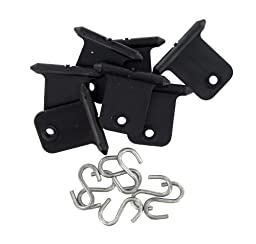 Valterra A77041 Black Boxed Awning Accessory Hanger