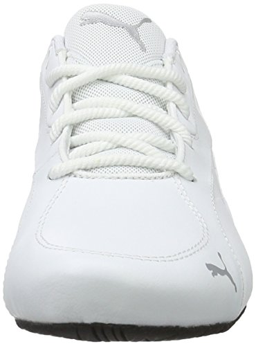 Puma Unisex-adult Drift Cat 5 Kern-362416 Sneakers, 47 Eu Wit (wit Puma 03)