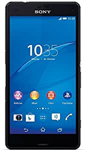 "Sony Xperia Z3 Compact - Smartphone libre Android (pantalla 4.6"", cámara 20.7 Mp, 16 GB, Quad-Core 2.5 GHz, 2 GB RAM), negro"