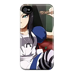Tpu HappyDIYcase Shockproof Scratcheproof Alice Madness Return Hard Case Cover For Iphone 4/4s
