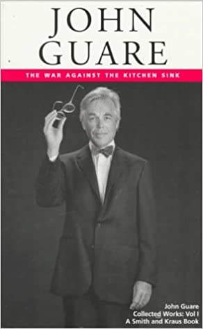 john guare vol 1 the war against the kitchen sink contemporary american playwrights