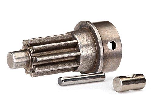 Traxxas 8257 Portal Drive Input Gear Front, Silver