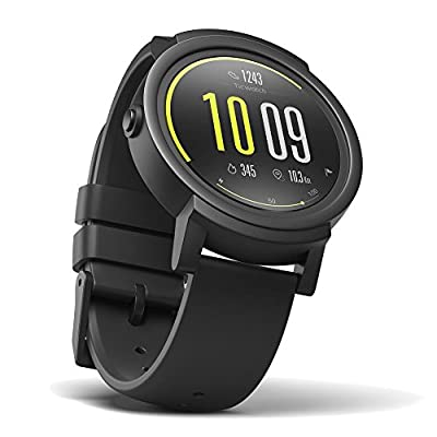 TicWatch S/E Bluetooth Smart Watch, Google Assistant, Wear OS by Google Smartwatch,Compatible with iPhone and Android