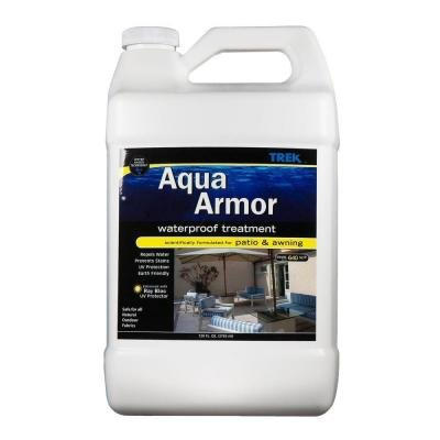 Trek7 Aqua Armor 1-gal. Fabric Waterproofing Spray for Patio and Awning by Trek7