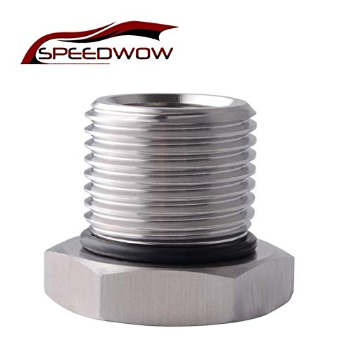 1//2-28 To 3//4-16 Screw Adapter for Oil Filter