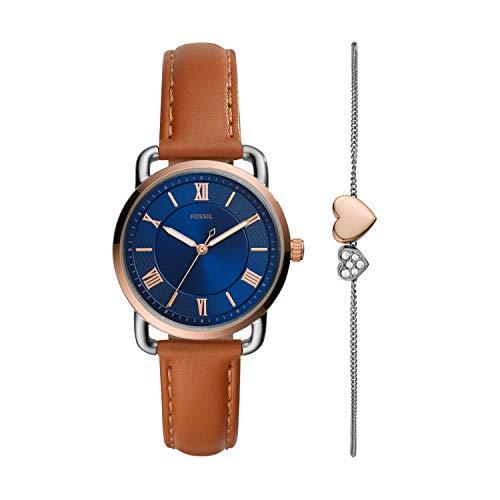 ساعت مچی زنانه فسیل مدل  Copeland ES4913SET به همراه دستبند