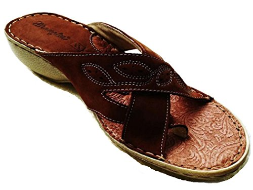 25 femme pour Beige BROWN CD Wrangler Chaussons UFEqx6X