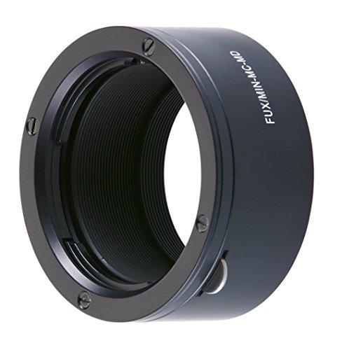 Novoflex Adapter for Minolta MD/ MC Lenses to Fuji X-Mount Body (FUX/MIN-MD)