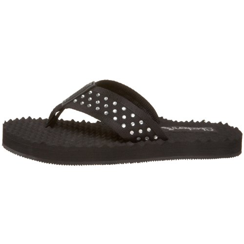 db0849cf3c52 Skechers Cali Women s Works-Kiss And Run Thong Sandal