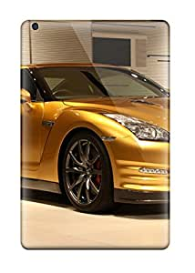 Series Skin Case Cover For Ipad Mini(gold Gt-r) 5780306I10662390