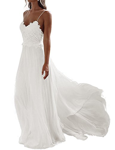 inexpensive beach style wedding dresses - 8