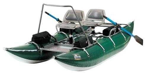 Outcast Fish Cat 13 Pontoon Boat (200-000328) by Outcast Sporting Gear