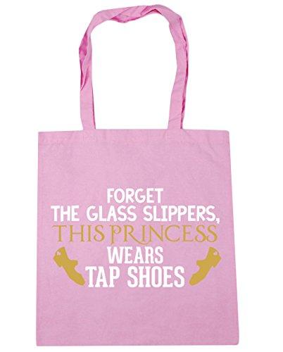 Compras De Playa Zapatillas Clásica Bolsa Lleva Zapatos Esta La De Rosa De Las X38cm 10 De Litros Gimnasia Del Cristal Totalizador 42cm Olvidar Tap Hippowarehouse Princesa c4FTpp