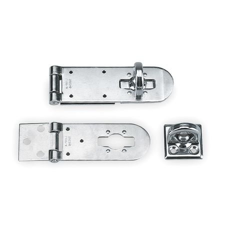 Sugatsune, Lamp HP-645S Catches and Latches, 316 Stainless Steel, Electro Polished