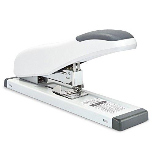 Rapesco ECO HD-100 Heavy Duty Stapler, White