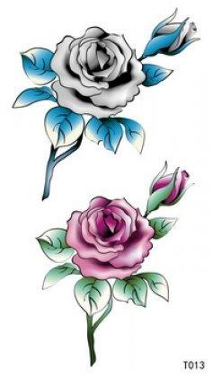 Tatuaje permanente Stieg Tatuajes temporales para mujeres y niñas ...