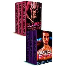 Alien Scifi Mpreg Omegaverse Bundle: 6-Book Collection