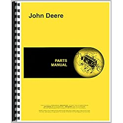 New Parts Manual For John Deere Tractor 2640