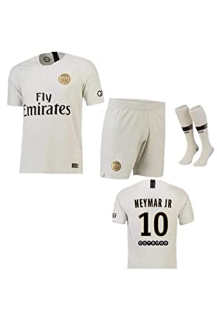 98be3bcc0 Replica PSG KIDS AWAY 2018 19 KIT - NEYMAR JR (20 (4-5))  Amazon.co ...