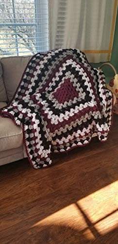 (Granny Square Afghan)