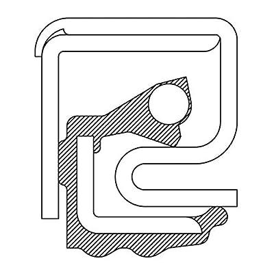 National Oil Seals 370046A Oil Bath Seal: Automotive