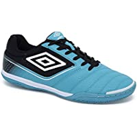Chuteira Umbro Match Futsal Azul Turquesa