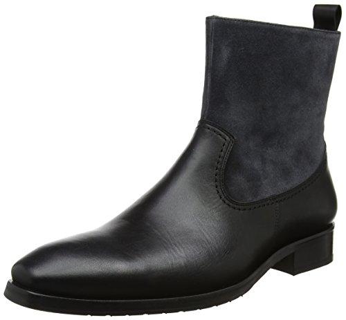 Karl Lagerfeld Boot, Stivali Uomo Nero (Nero)