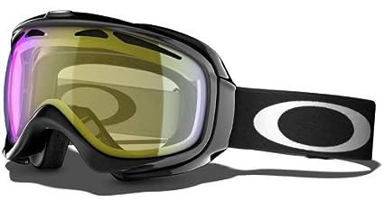 4e9e728991 Amazon.com   Oakley Unisex-Adult Elevate Snow Goggles(Jet Black